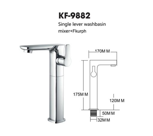 Voi Lavabo Kramer Kf9882