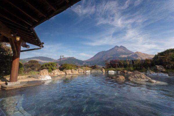 Địa điểm tắm suối nước nóng onsen